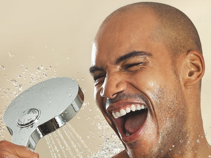 Power&Soul® Hand Shower