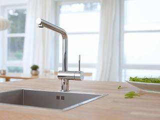 kitchen faucets water filter faucets touch faucets grohe