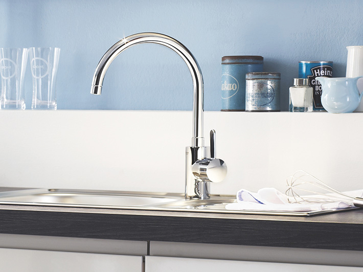 Kitchen Tap Designs & Features