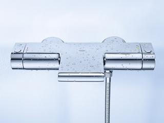 Grohe Kraan Badkamer : Kranen voor badkamer en keuken douchesystemen thermostaatkranen