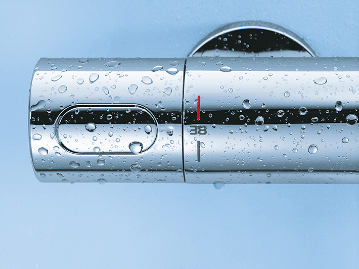 Grohtherm 3000 Thermostatic shower mixer
