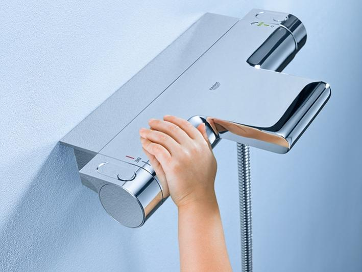 Grohtherm 2000 New with GROHE CoolTouch
