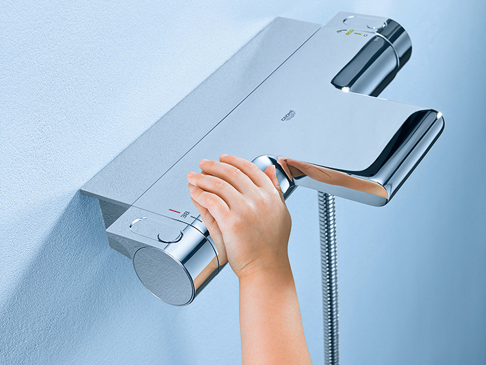 Grohtherm 2000 New עם GROHE CoolTouch