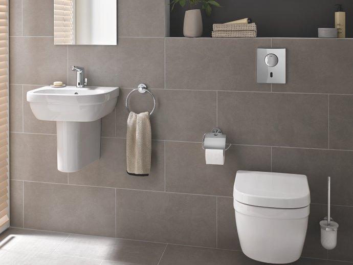 Oplossingen Voor Kleine Badkamers Grohe
