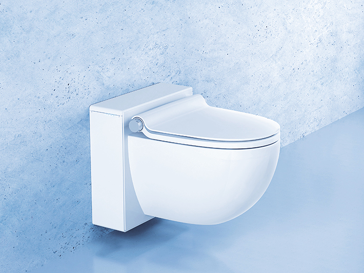 For WC, Urinal, Bidet