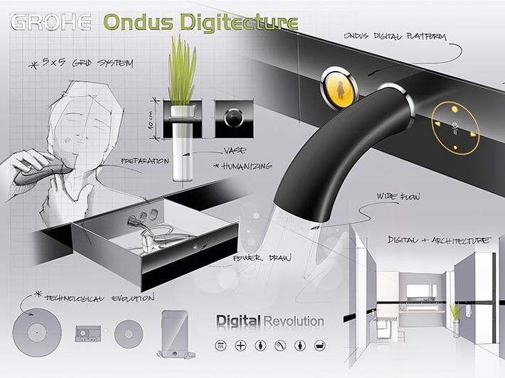 GROHE Ondus Digitecture