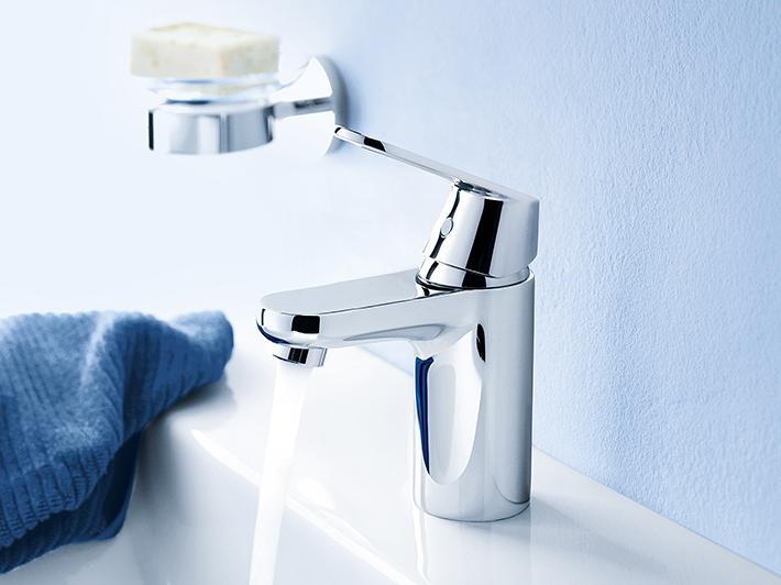 robinet de salle de bains robinetterie grohe. Black Bedroom Furniture Sets. Home Design Ideas