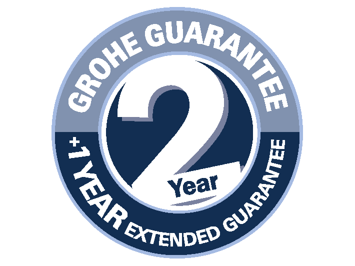 GROHE 2+1 Guarantee
