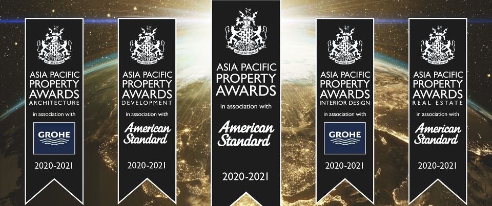 LIXIL announces winners for Asia Pacific Property Awards 2020-21