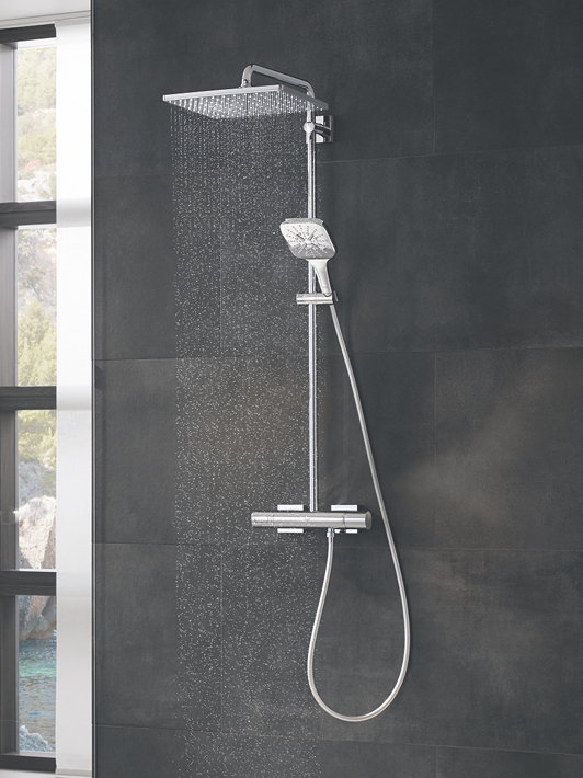 GROHE Rainshower douchesysteem