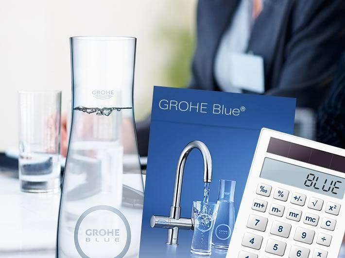 GROHE Blue Calculator