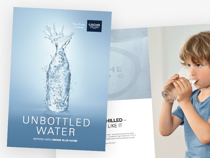 Brochure GROHE Blue Home