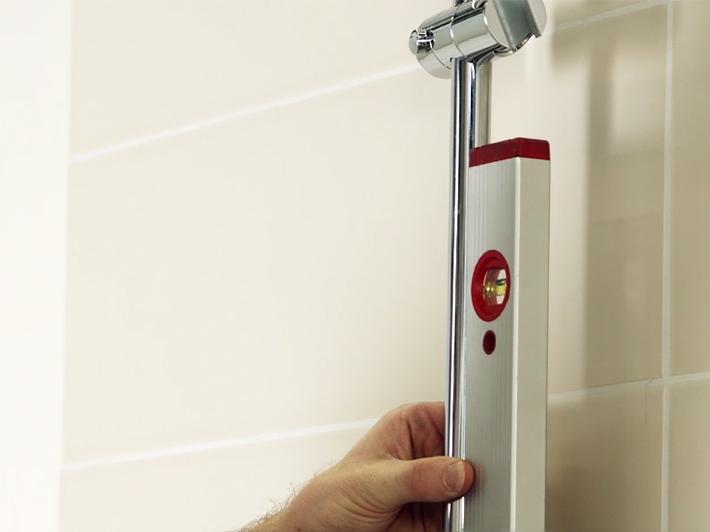 Comment installer un systeme de douche tuto grohe
