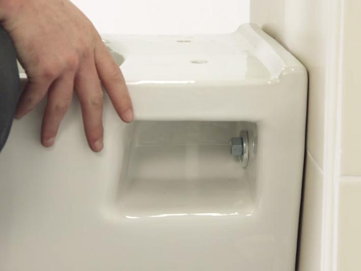 Installation guide - Install a wall-hung toilet system   GROHE