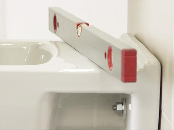 Installation Guide Install A Wall Hung Toilet System Grohe