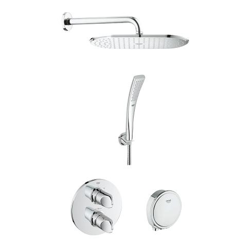 Veris bath/shower shower solution pack 6
