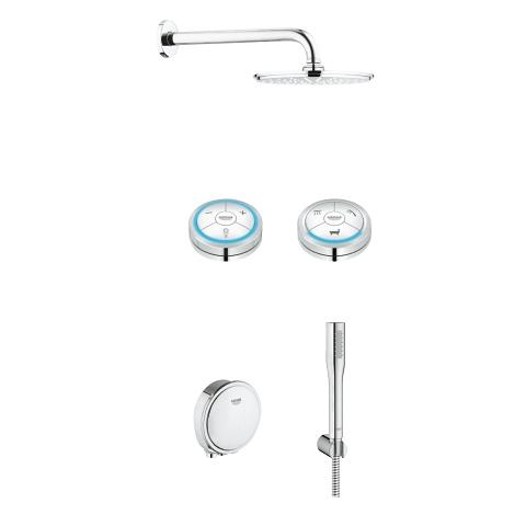 GROHE F-digital bath/shower shower solution pack 1