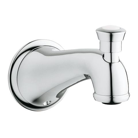 Seabury Bath spout with diverter 6″