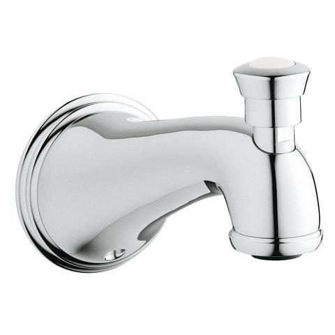 Geneva Bath spout with diverter 6″
