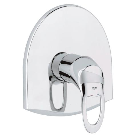 Chiara Single-lever shower mixer display
