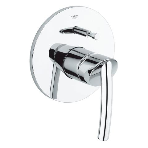 Tenso Single-lever bath mixer