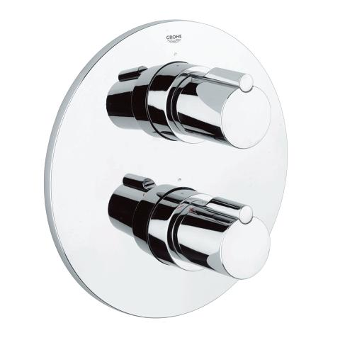 Tenso Thermostatic shower mixer
