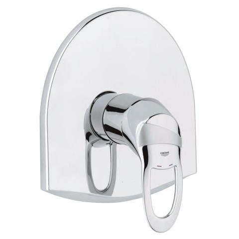 Chiara Single-lever shower mixer trim