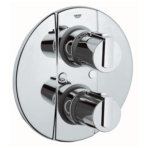 Grohtherm 2000 Thermostat shower mixer