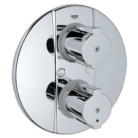 Thermostat shower mixer