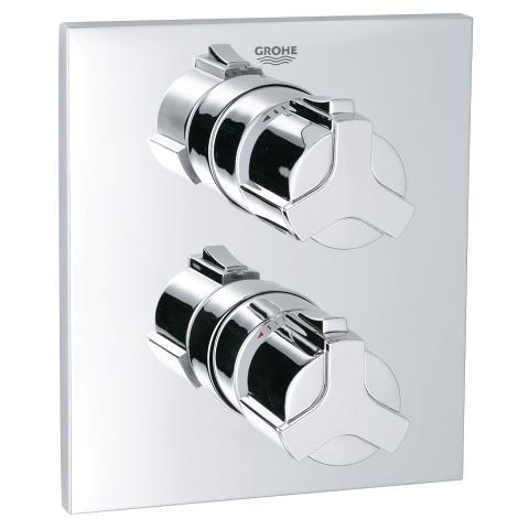 Allure Thermostatic shower mixer