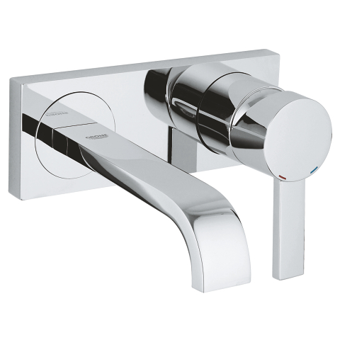 Allure Two-hole basin mixer S-Size