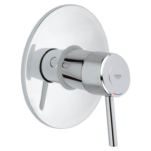 Concetto Single-lever shower mixer dummy