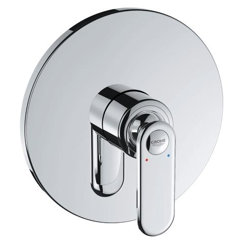 Veris Single-lever shower mixer trim