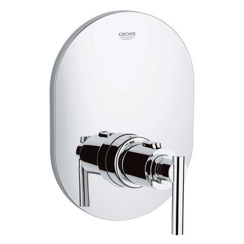 Atrio Trim for thermostatic shower valve