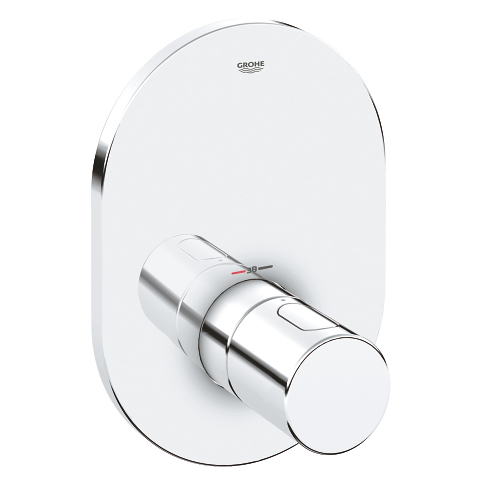 Grohtherm 3000 Cosmopolitan Trim for thermostatic shower valve