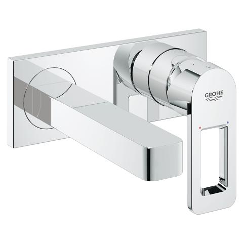 Quadra 2-hole basin mixer S-Size