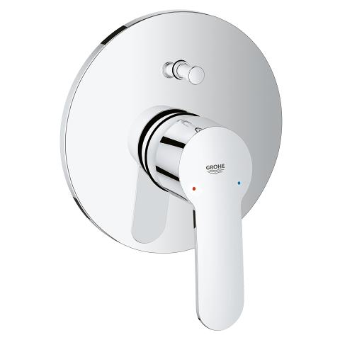 Single-lever bath mixer dummy
