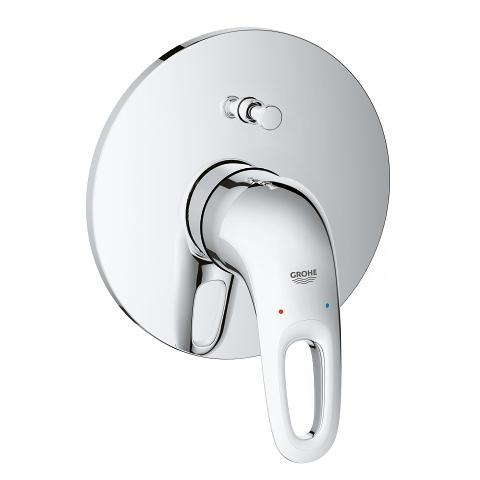 Eurostyle Single-lever bath/shower mixer trim