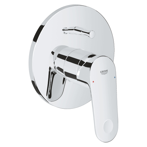 Europlus Single-lever bath mixer