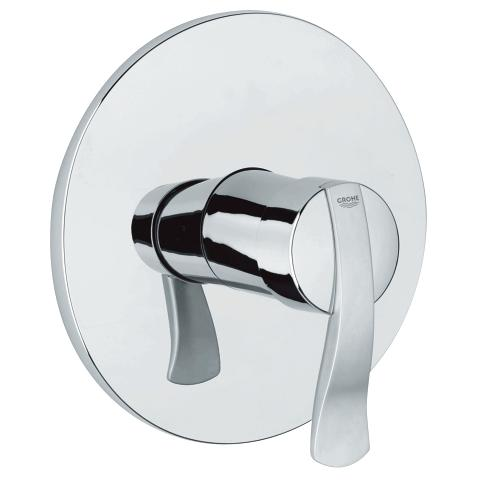 Ectos Single-lever shower mixer