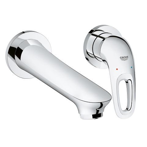 Eurostyle Two-hole basin mixer M-Size