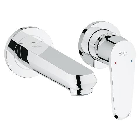 Eurodisc Cosmopolitan Two-hole basin mixer display