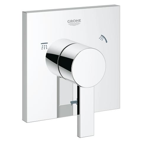 Allure 5-way diverter