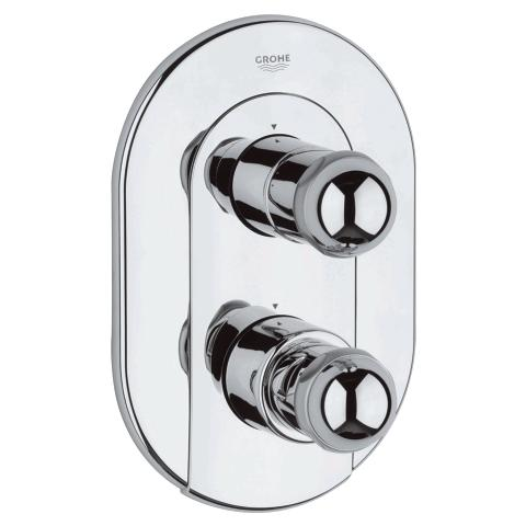 Sentosa Thermostatic shower mixer