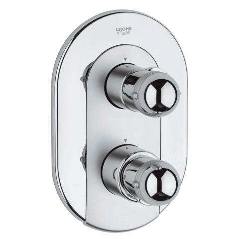 Europlus Thermostat bath/shower mixer