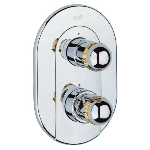 Europlus Thermostat shower mixer