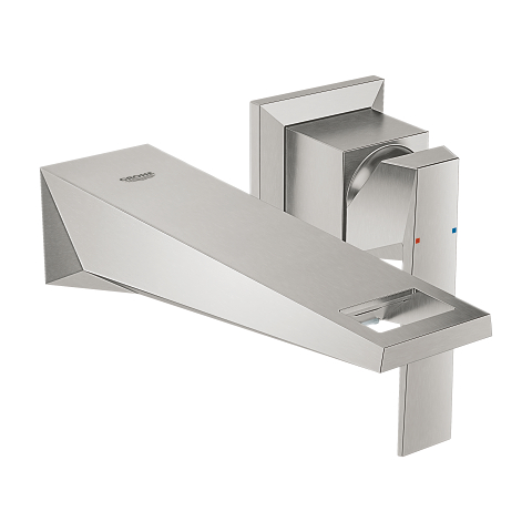 Two-hole basin mixer S-Size