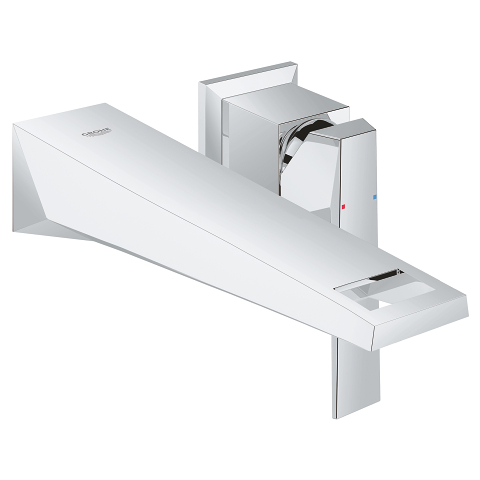 Allure Brilliant 2-hole basin mixer M-Size