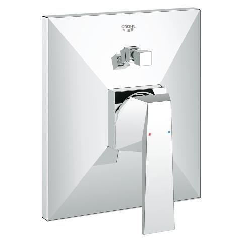 Allure Brilliant Single-lever bath/shower mixer