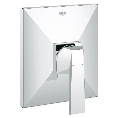 Allure Brilliant Single-lever shower mixer trim